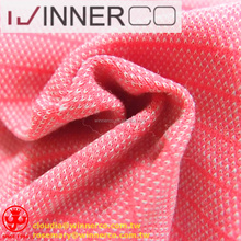 Recycle polyester tancel pique fabric