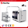 NewTop Chinese Automatic Paper Glass Making Manufacturing Machine Low Cost