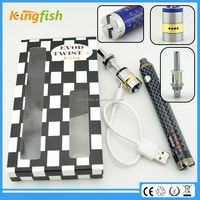 2015 new product 1.5ohm atomizer ego-t starter kit e vaporizer with factory price