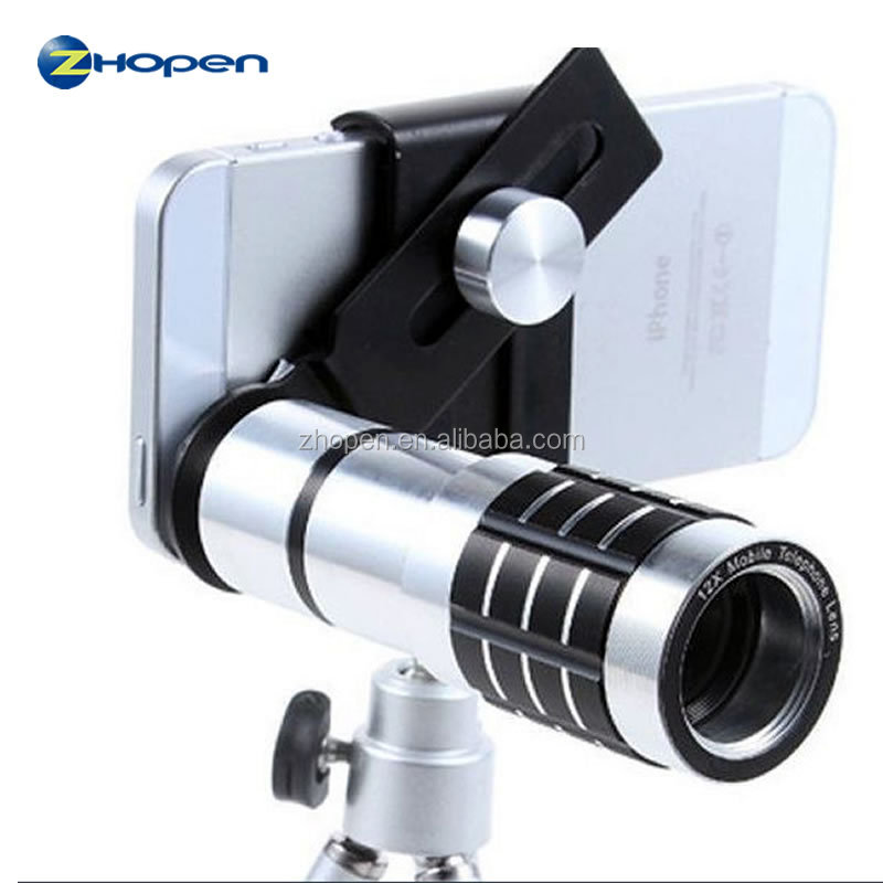 Best Price OEM 20x 18x 12x Universal Zoom Telephone Lens For Smartphones Mobile Phone Zoom