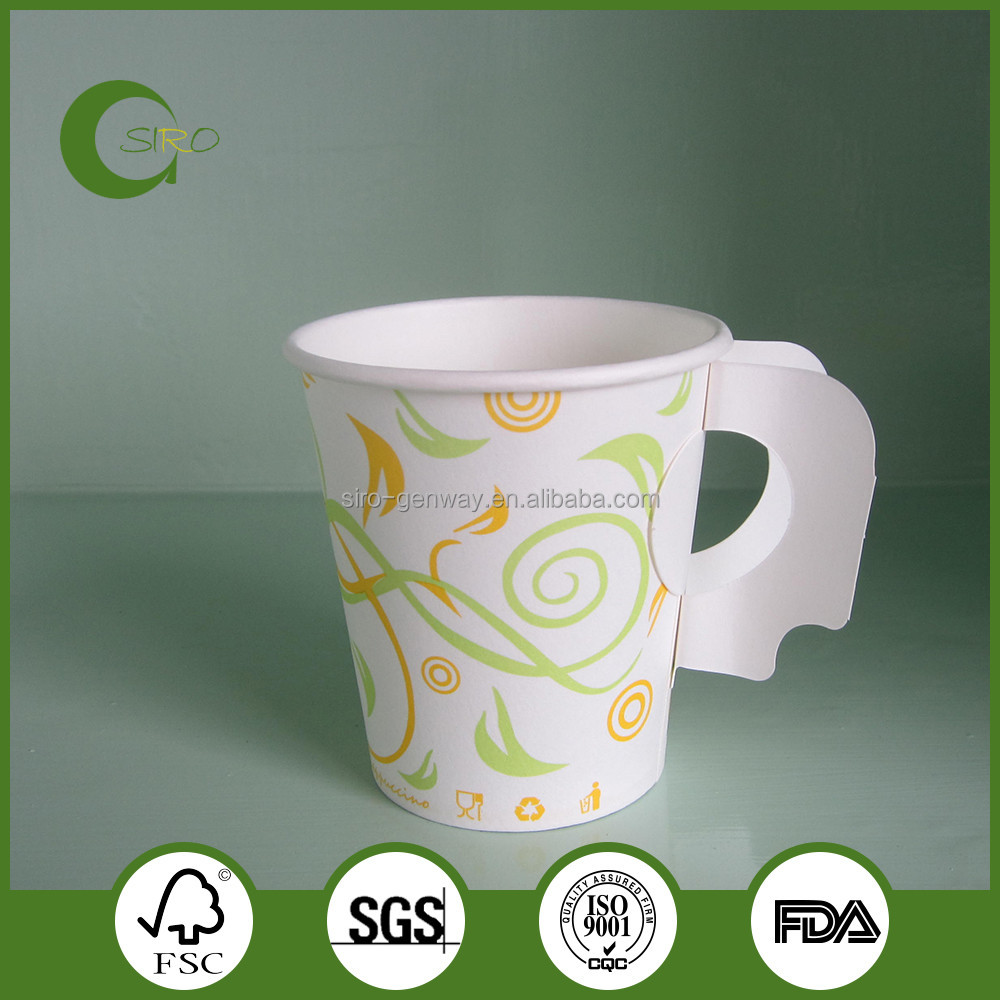 Cheap paper cups,coffee paper cup designs,paper cups with handle
