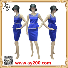Latest Ladies Formal Dress Patterns For Office Wear Short Sleeve Dresses Dress