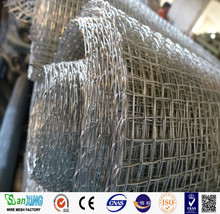 1/2 inch galvanized square hole chicken welded wire mesh