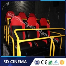 Canton Fair Funny 6/8/9/12 Seats Home Cinema Future Cinema 5d Arcade Games Machines