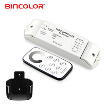 T1+R4 DC 12V single color dimming controller RF remote furniture led touch dimmer