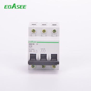 EBS1B Series 3 Phase Main Switch