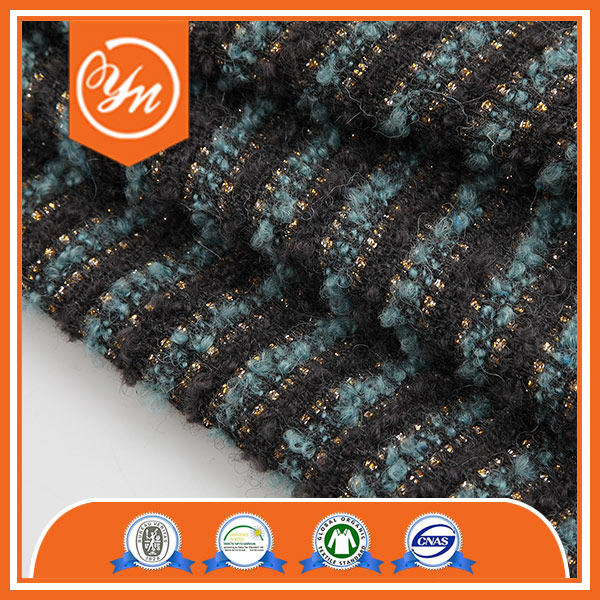 Top quality Winter use Warm wholesale homespun fabric