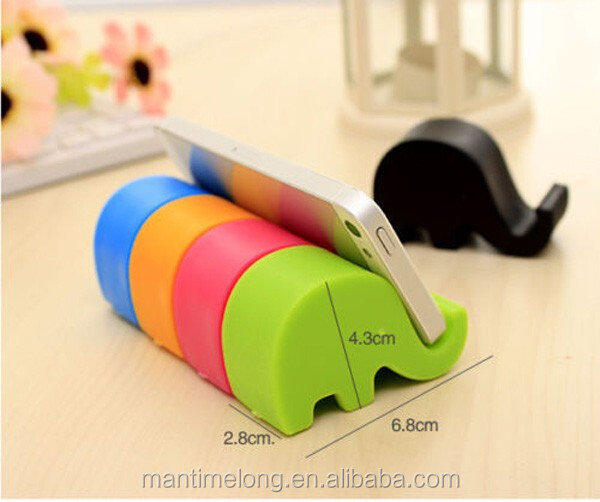 funny cell phone holder for desk multiple mobile phone holder animal cell phone holder