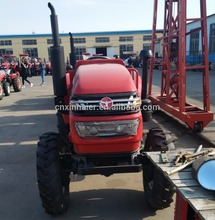 Most selling products used 4wd tractor with loader for sale high quality