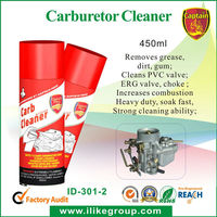 Fast Cleaning Carb & Choke Carburetor Cleaner For Car Manufactuer