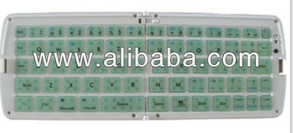 Wireless Folding Bluetooth Keyboard Folding Keyboard For Tablet,Samsung All Bluetooth Device