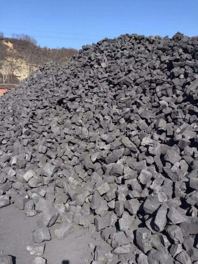 Foundry Coke / formed coke 20-60mm specification S 0.5%max