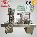 Hongzhan BG32/60A Automatic yougurt cup filling and sealing machine