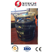 STAINLESS STEEL CAMPING COOKER USE PROPANE BUTANE GAS 6KG LPG GAS CYLINDER, LPG CYLINDER, GAS CYLINDER WITH BURNER HEAD