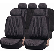 New Style Flannelet Auto Tire Track Detail Car Styling Car Seat Protector