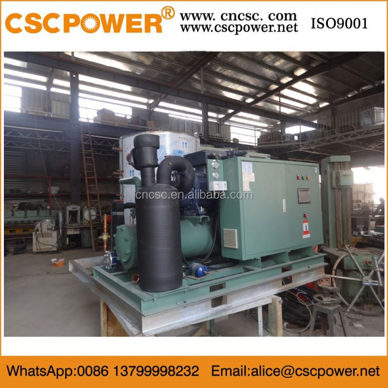 ice makers 0.5 T snow making machine for sale from CSCPOWER