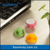 Multi-purpose Cable Clips Bright Colors hair claw clip clam