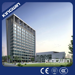 Innovative Design Fabrication and Engineering - Stick Glass Curtain Wall
