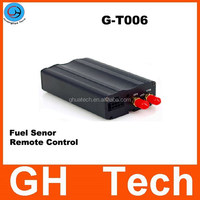 GH gps gprs vehicle tracking system G-T006 with 2 analog inputs for more vehicle applications