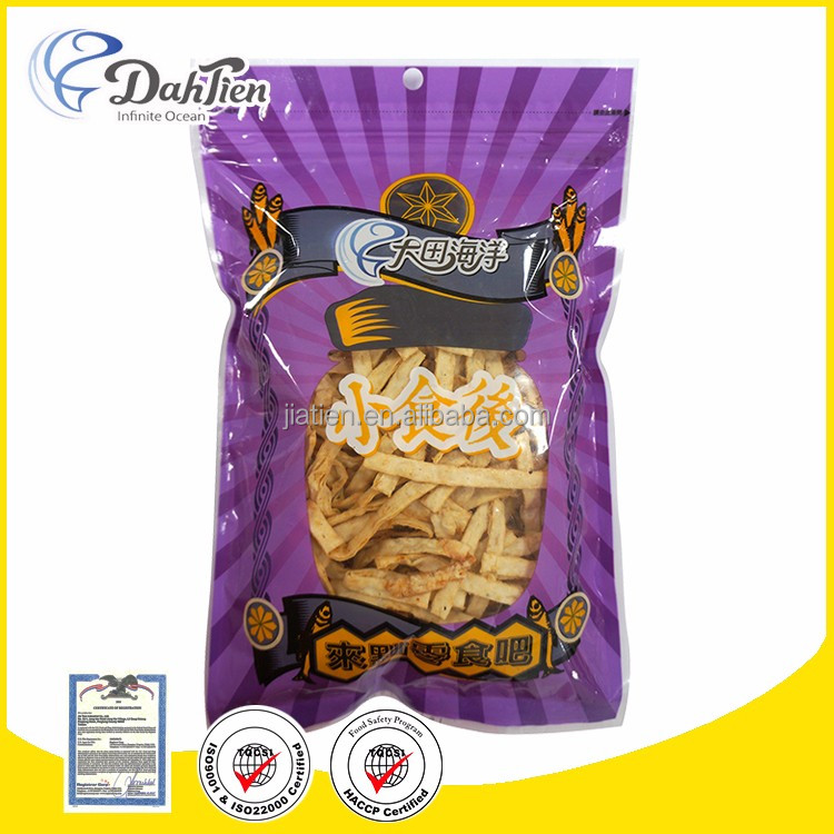 Fish Jerky (Marinade Flavor) types of dried fish