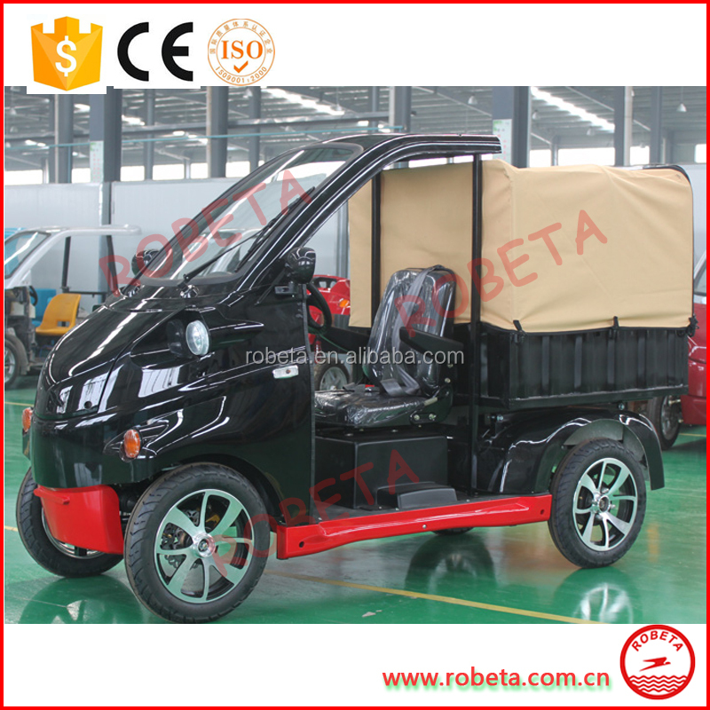 CARGO/ china supplier mini electric pickup truck for sale / Whatsapp: +86 15803993420