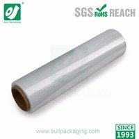 Factory Price Manual and Automatic LLDPE Stretch Wrap Plastic Film