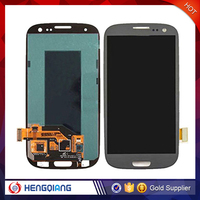 Original Cheap LCD Replacement For Samsung Galaxy S3 ,LCD Assembly Screen Touch For i9300