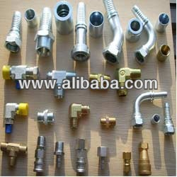 Hydraulic, Pneumatic fluid control Fittings