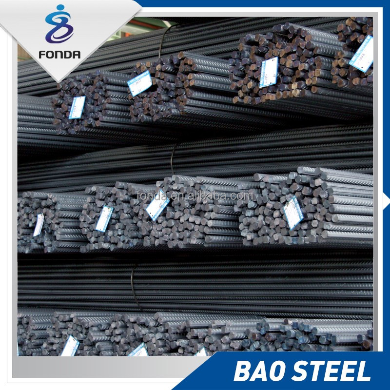A lot of exports Building materials carbon steel round bar