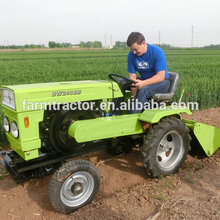 woow!!!Hot sale china multi-purpose cheap farm mini farm hand 15hp tractor