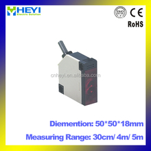 E3JK 50*50*18mm diffuse / feedback reflection / through beam Square Type infrared photoelectric sensor