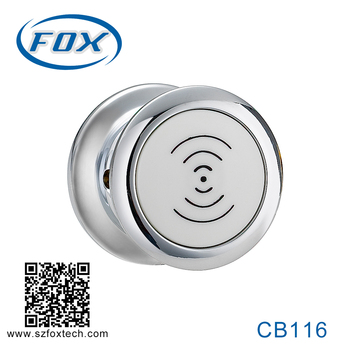 Electronic smart RFID card Locker lock for Gym Spa School Office Hotel cabinet lock CB116