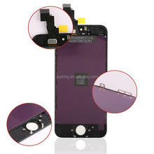 [JoyKing] For lcd iphone 5c with Frame touch screen digitizer made in china 100% new full warranty bulk buy from china
