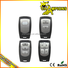nice programmable waterproof 433 remote control 433mhz car remote code grabberAG061