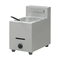 Cosbao Commercial Stainless Steel Counter Top Gas Fryer