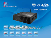 2013 אנדרואיד 4.0 hd media player , 1080 p iptv set top box
