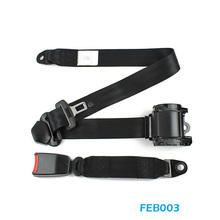 Automatic Retractor Auto Car 3 Point Safety Belt Seatbelt
