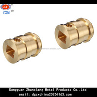 Hot Sale! Brass lathe strong machinery parts