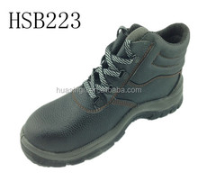 durable workman footwear Italy style high quality steel toe work boots safety