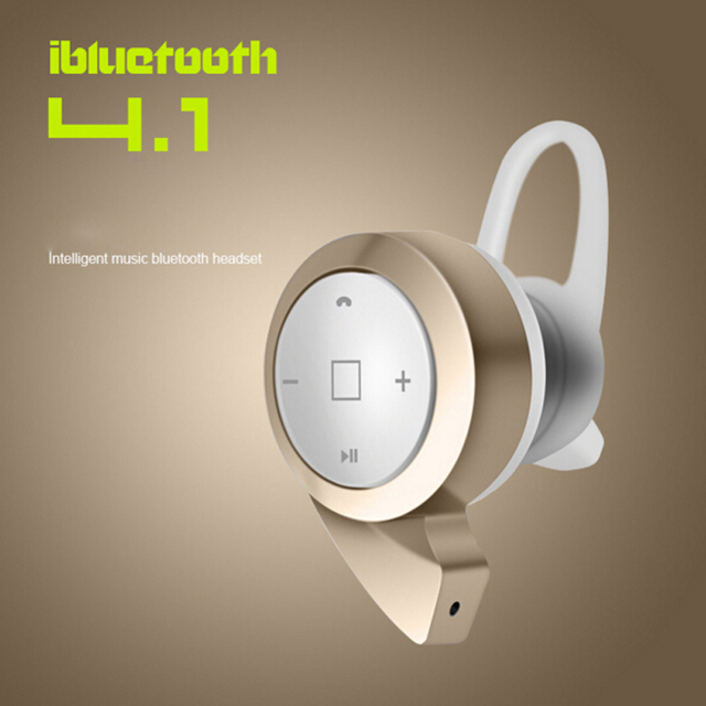 2016 Stereo Headset Bluetooth Earphone Mini V4.0 Wireless Headphones Bluetooth Handfree for IPhone Samsung Audifonos Bluetooth