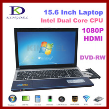 15.6 inch ultrabook Super Notebook with DVD-RW,Intel i5 Dual Core Quad Threads, 2GB, 320GB HDD Laptop pc, Bluetooth, HDMI