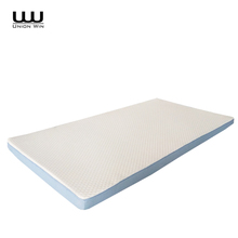 Nylon Cooling Fabric and Double Jacquard Fabric Cover Featured 4 Inches Gel Memory Foam Mattress Topper