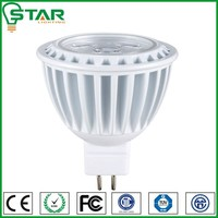 3w mr16 aluminum osram chips series led ceiling spotlight