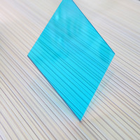 4X8 corrugated plastic polycarbonate sheet