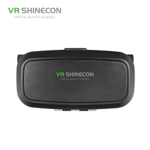 VR Shinecon Promotion Best Selling virtual reality vr cardboard 3d vr glasses for smart phone