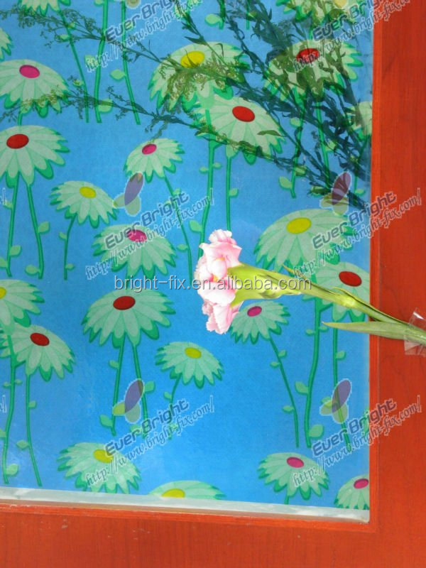 Healthly white PVC high quality printed fairy tale book cover