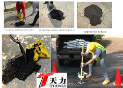 pothole repair products asphalt in a bag price