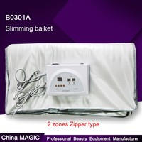 B0301A cheap temperature controlled infrared electric blanket