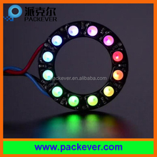 Programmable WS2812 SK6812 12 x 5050 RGB RGBW LED pixel ring