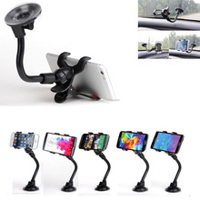 Universal Car Phone Holder Window Windshield Mount Car Holder 360 Adjustable Mobile Phone Holder for iphone for samsung